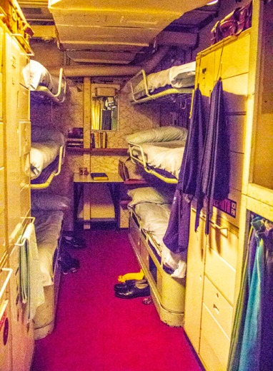 Crews quarters 1