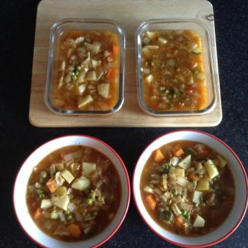 MAY veg soup