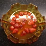 Orange & Strawb jelly